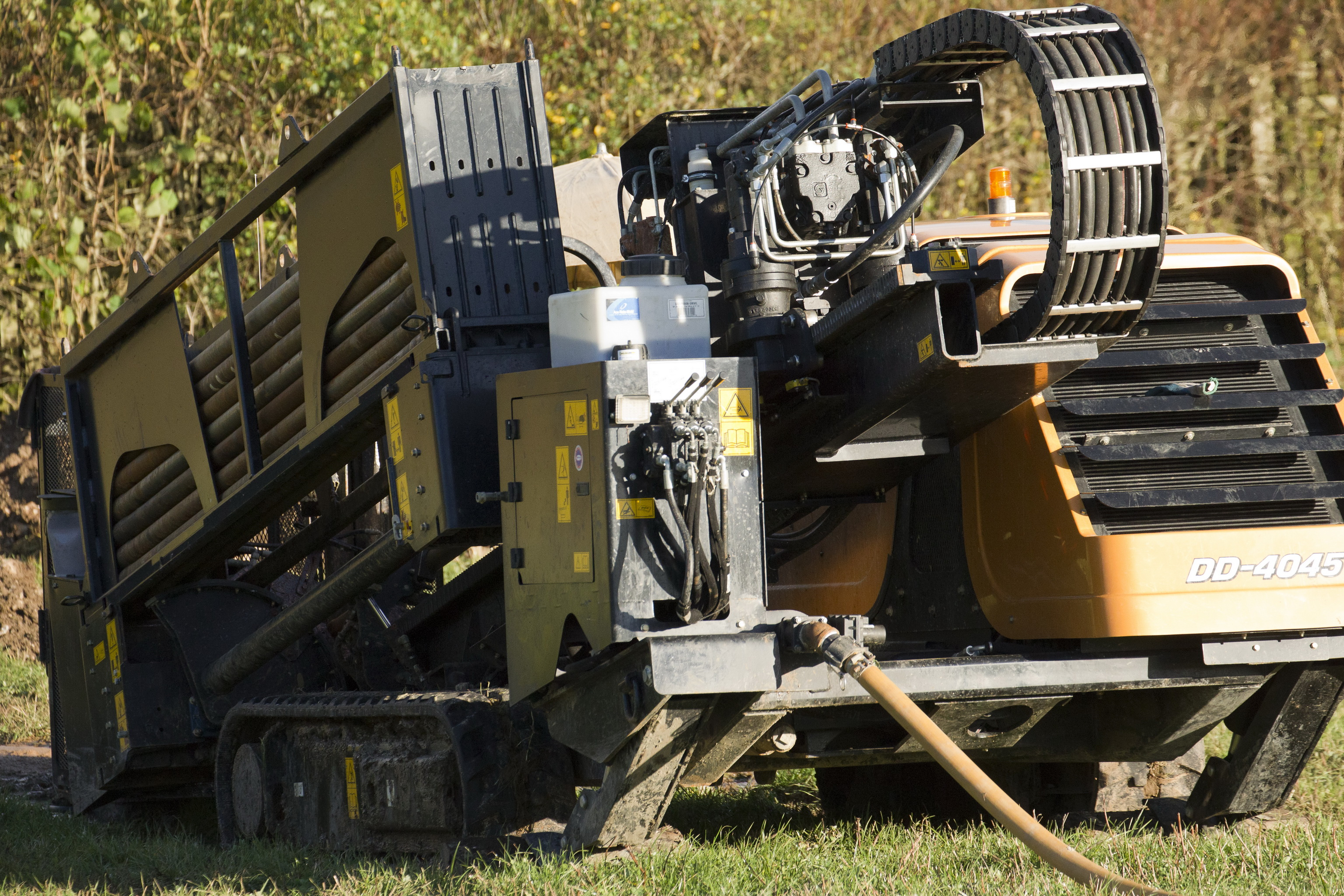 Horizontal Directional Drilling Company - HDD Contractors UK