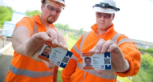 Network Rail Sentinel Cards
